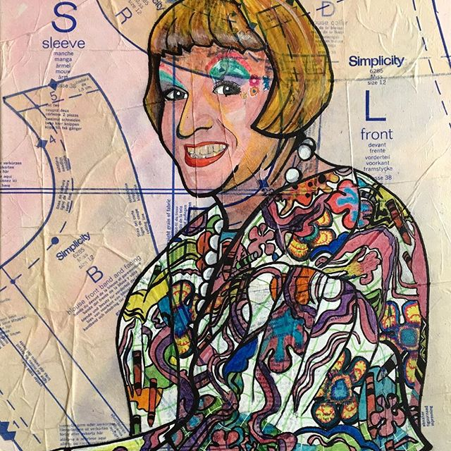 grayson perry portrait