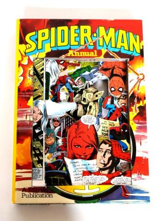 spiderman book 3
