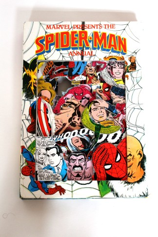 spiderman book 4