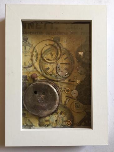 Tea Bag Watch Artefact Box